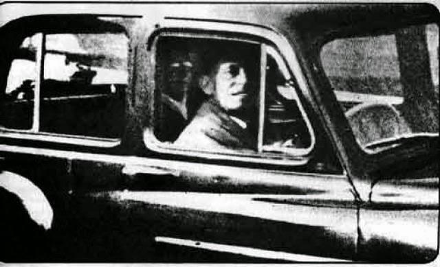 Призрак в автомобиле