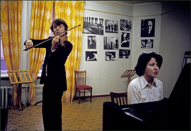 Один из выдающихся учеников Одесской музыкальной школы имени П. С. Столярского