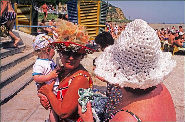 Одесский пляж