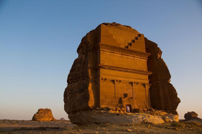 Мадаин-Салих в Хиджазе, Саудовская Аравия