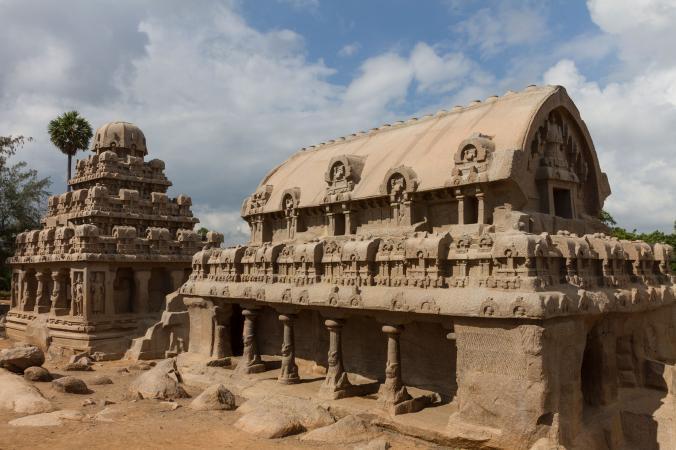 Махабалипурам, Индия