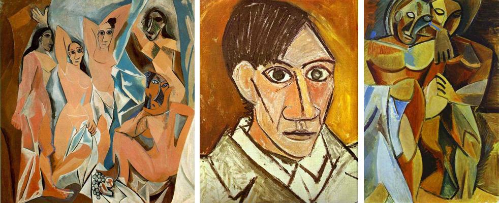 Картины Пабло Пикассо «африканского» периода