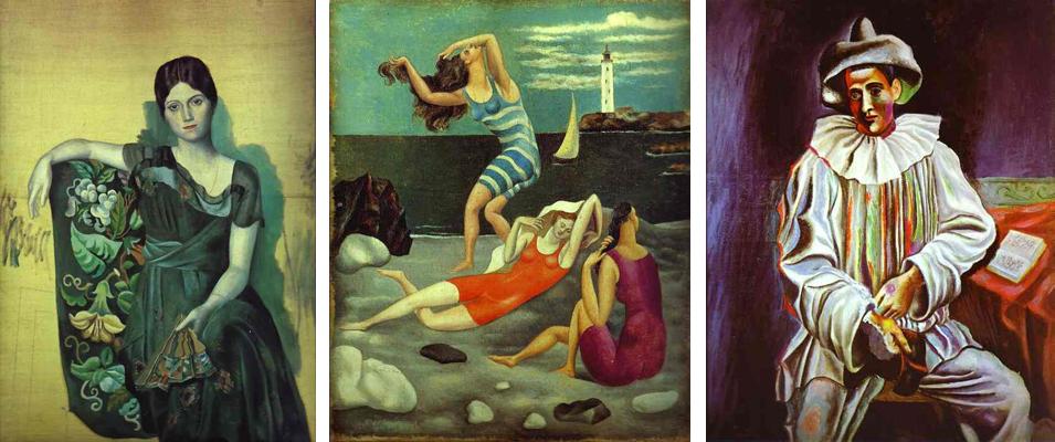 Картины Пабло Пикассо «классического» периода