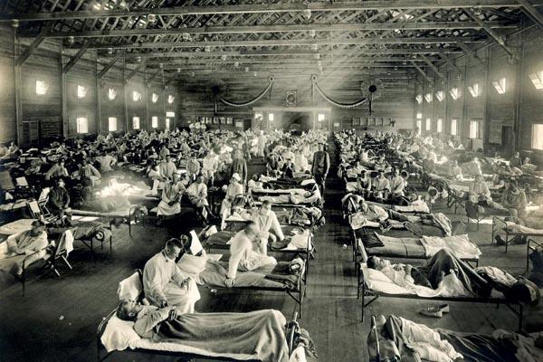 Испанский грипп: самая смертоносная пандемия за всю историю человечества