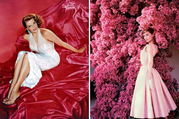Фотографии ярких красавиц 20 века, покоривших сердца миллионов мужчин