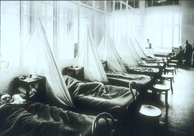 Жертвы пандемии во Франции