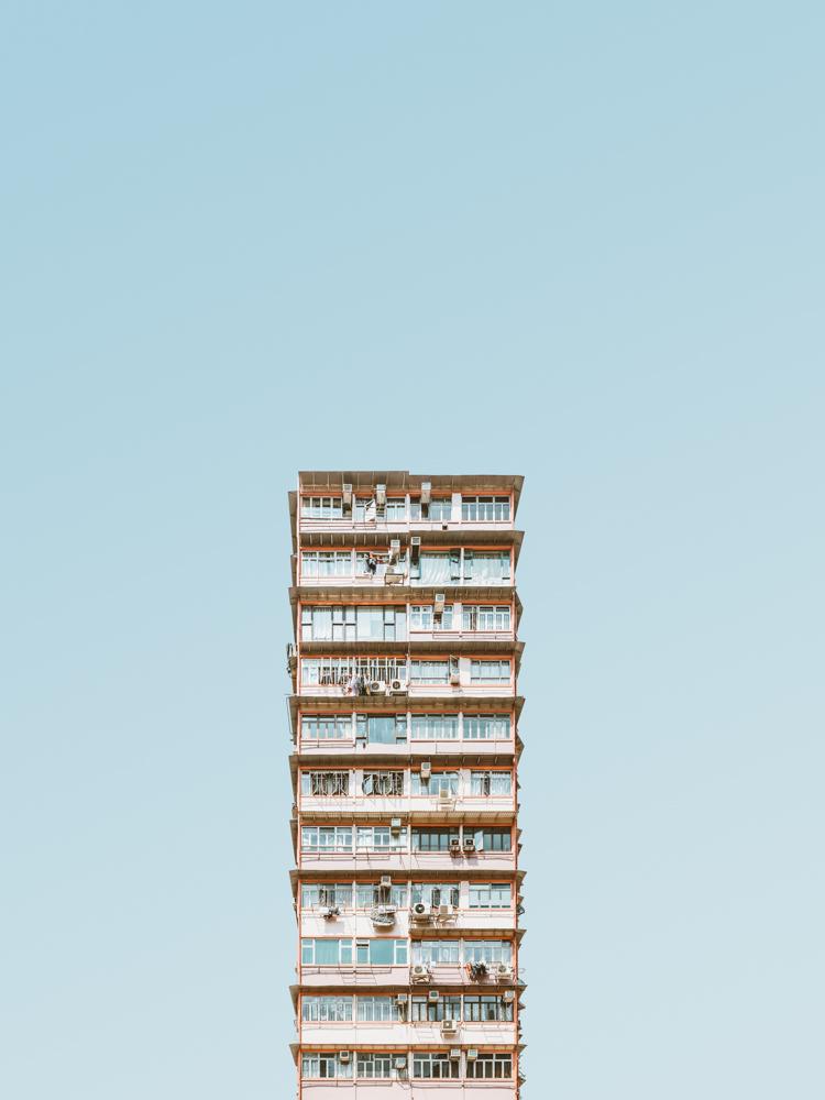 Группа «Профессионал» конкурса фотографии IPOTY 2017: главный победитель в категории «Архитектура». Фотограф Florian W. Mueller