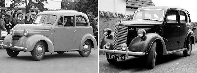 КИМ-10 (1940—1941) // Ford Prefect