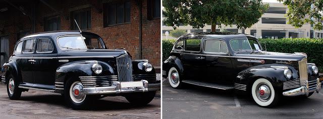 ЗИС-110 (1945—1958) // Packard 180 (1941)