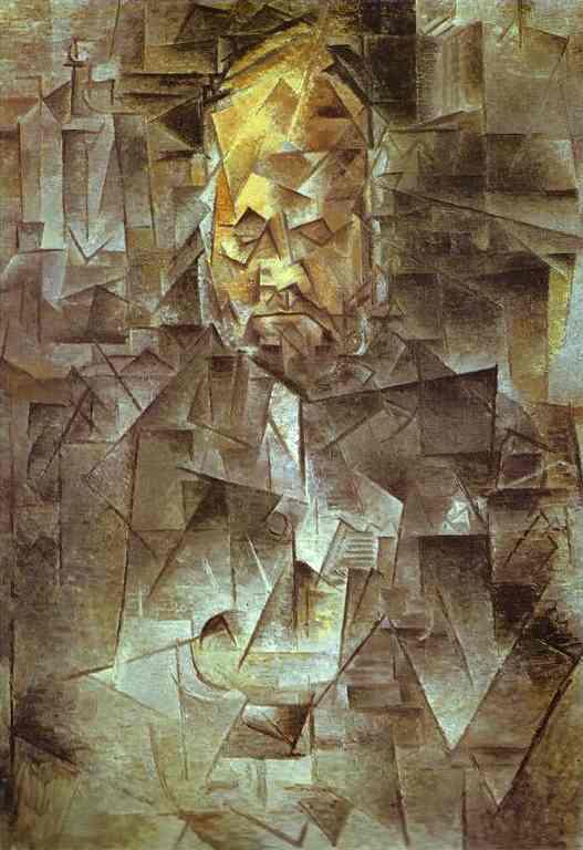 «Портрет Амбруаза Воллара», 1915 год