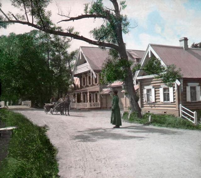 Летний дворец, конец 19 века