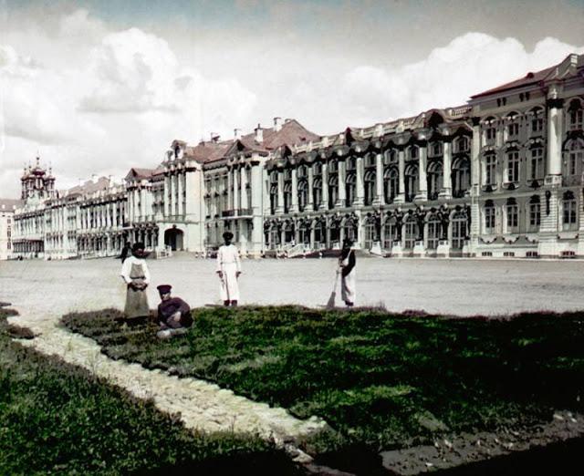 Царское село (Пушкин), конец 19 века