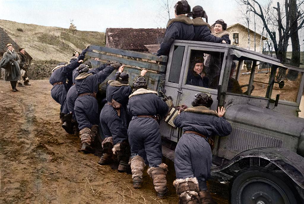 Крым, 1944 год