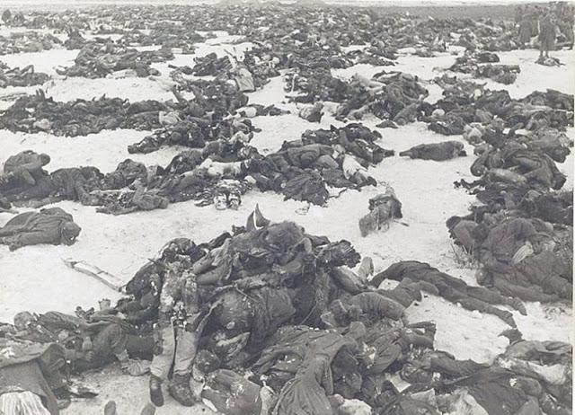 Падшие немецкие солдаты