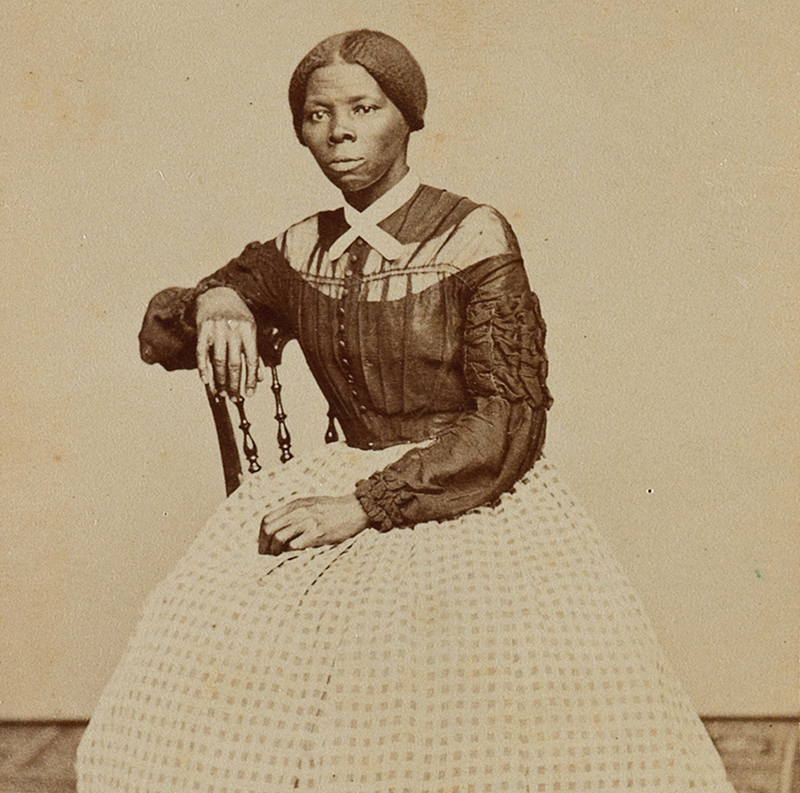 Гарриет Табмен (1820-1913)