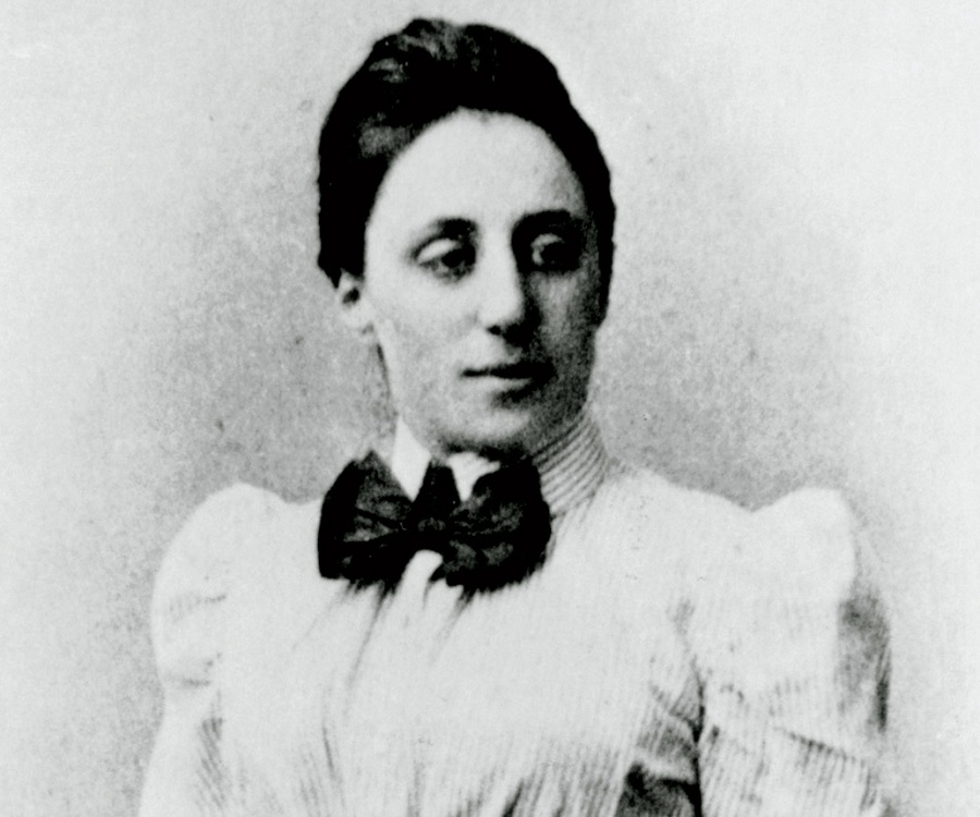 Эмми Нётер (1882-1935)