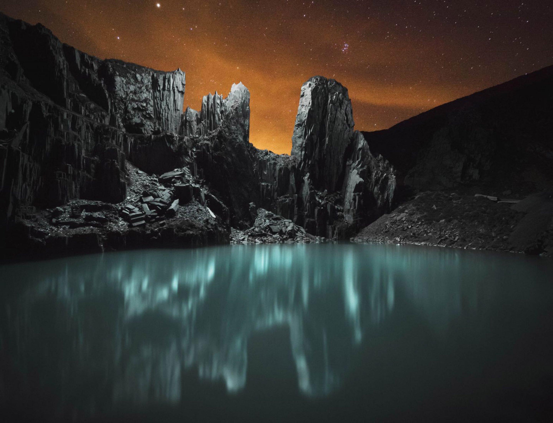 Фантастическая игра со светом в фотографиях Рубена Ву