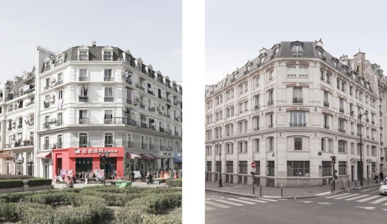 Тяньдучэн - китайский город, скопированный с Парижа