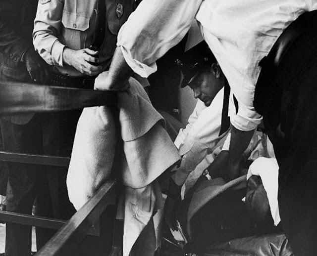 Фотографии, снятые в день смерти Мартина Лютера Кинга