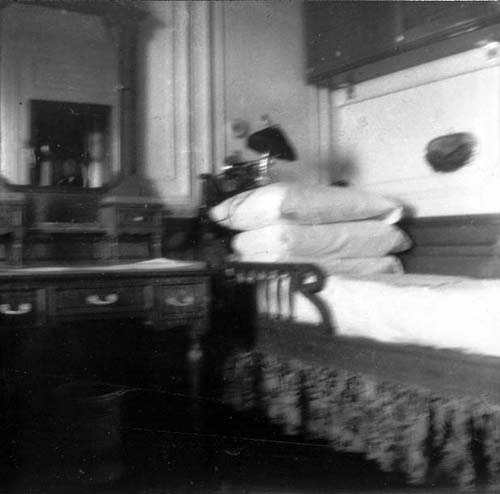 Фотографии с борта «Титаника», снятые незадолго до катастрофы