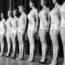 Старинные фотографии с первых конкурсов «Мисс Вселенная» 50-х годов
