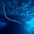 Брайникл - процесс образования специфической формы морского льда во время столкновения потока слабосолёной ледяной воды с более солёной океанской