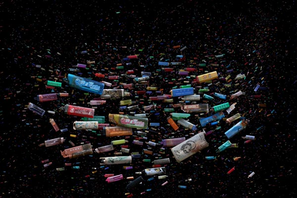 Проблема пластиковых отходов или что творится в наших океанах