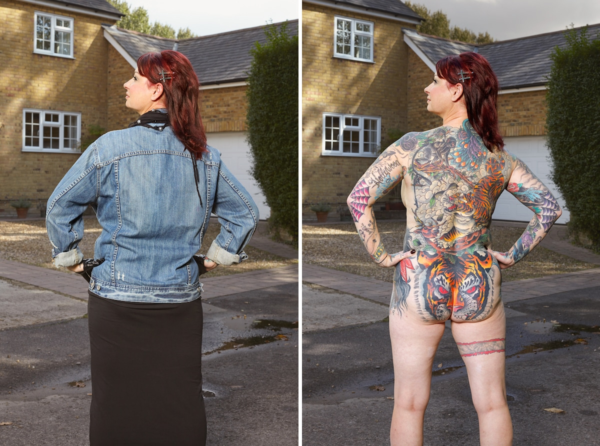 Судим ли мы о людях по-другому, когда не видим их татуировки?