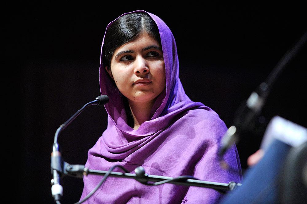Самый молодой лауреат Нобелевской премии, Малала Юсуфзай