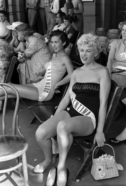 Мисс Аргентина, 1954 год