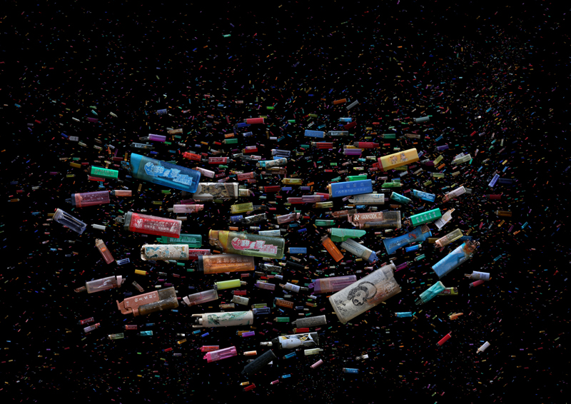 Пластиковые зажигалки