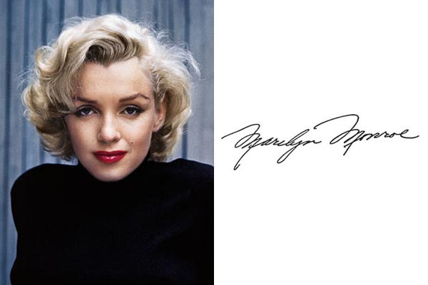 Как выглядят подписи знаменитых людей прошлого и настоящего