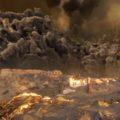 Компьютерная визуализация последнего дня Помпеи