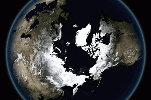 Пульсирующая Земля: как происходит смена времён года
