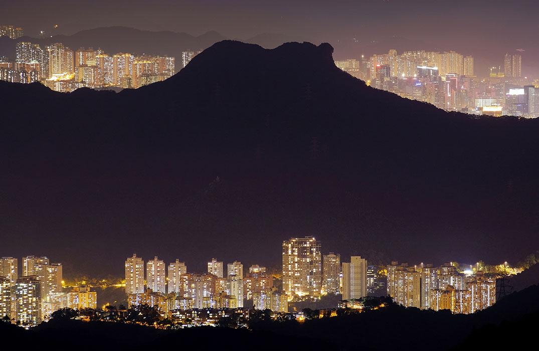 Победитель в категории«города и природа» конкурса «Охрана природы 2018». ФотографWong Tai Sin, Китай