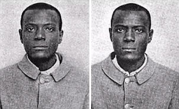 Уилл Вест и Уильям Вест - два похожих и незнакомых друг с другом человека, которые были приговорены к тюремному заключению в одной и той же тюрьме в штате Канзас более 100 лет назад