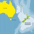 Зеландия - новый континент, скрытый в водах Тихого океана