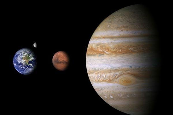 20 фактов о Юпитере — крупнейшей планете Солнечной системы