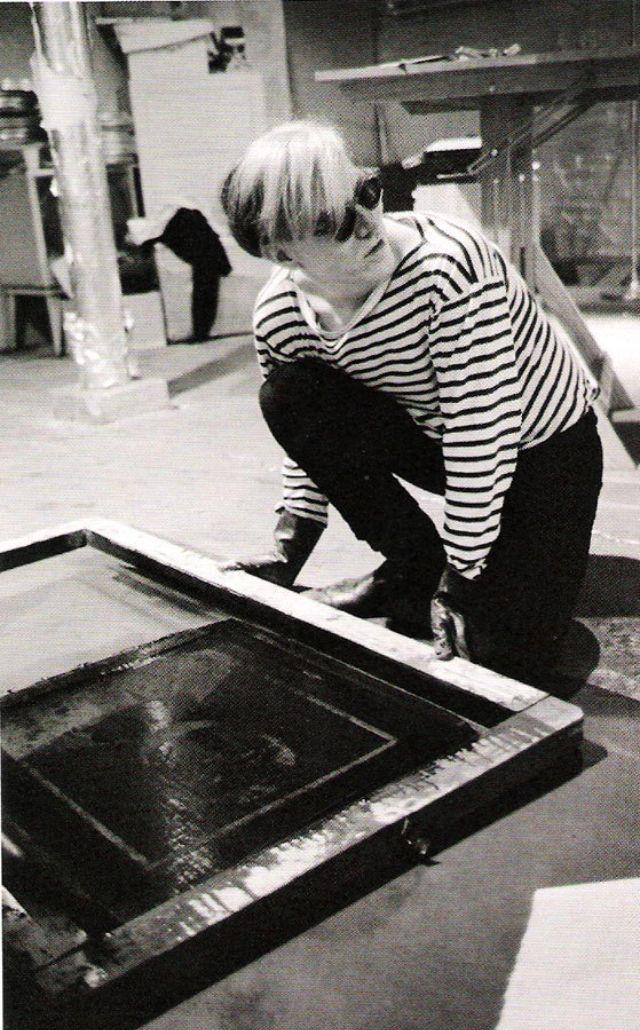 Повседневная жизнь Энди Уорхола в фотографиях 60-х годов