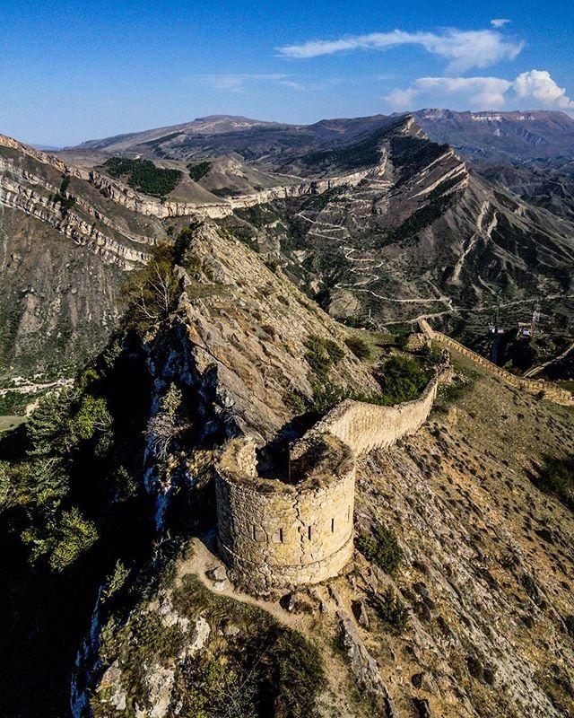 Крепость в Гунибском районе, Дагестан