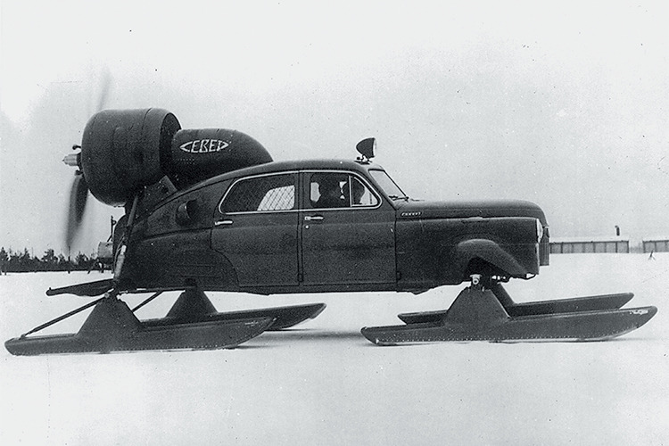 Аэросани «Север-2»