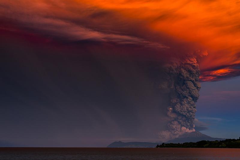 Мощь природы в атмосферных фотографиях Франциско Негрони