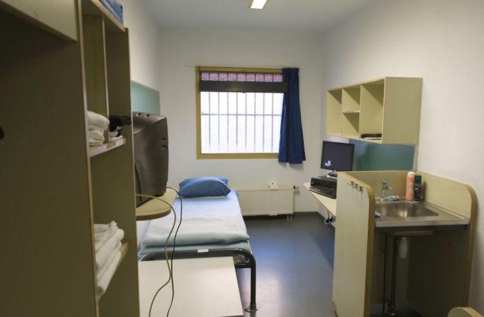 Тюрьма ООН в Гааге, Нидерланды
