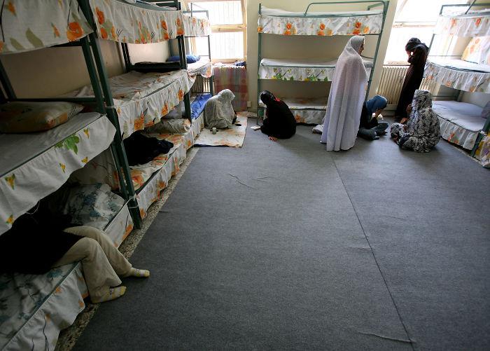 Тюрьма «Evin Prison», Иран