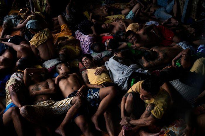 Тюрьма «Quezon City Jail», Филиппины