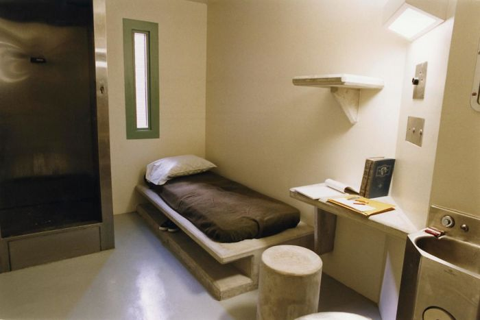 Тюрьма максимально строгого режима «ADX Florence», США