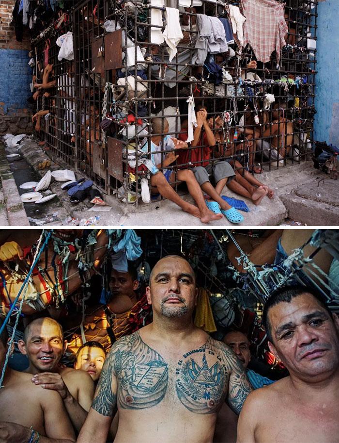 Тюрьма «Ciudad Barrios», Сальвадор