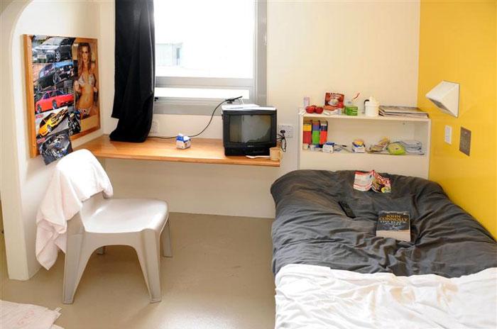 Тюрьма «Otago Corrections Facility», Новая Зеландия