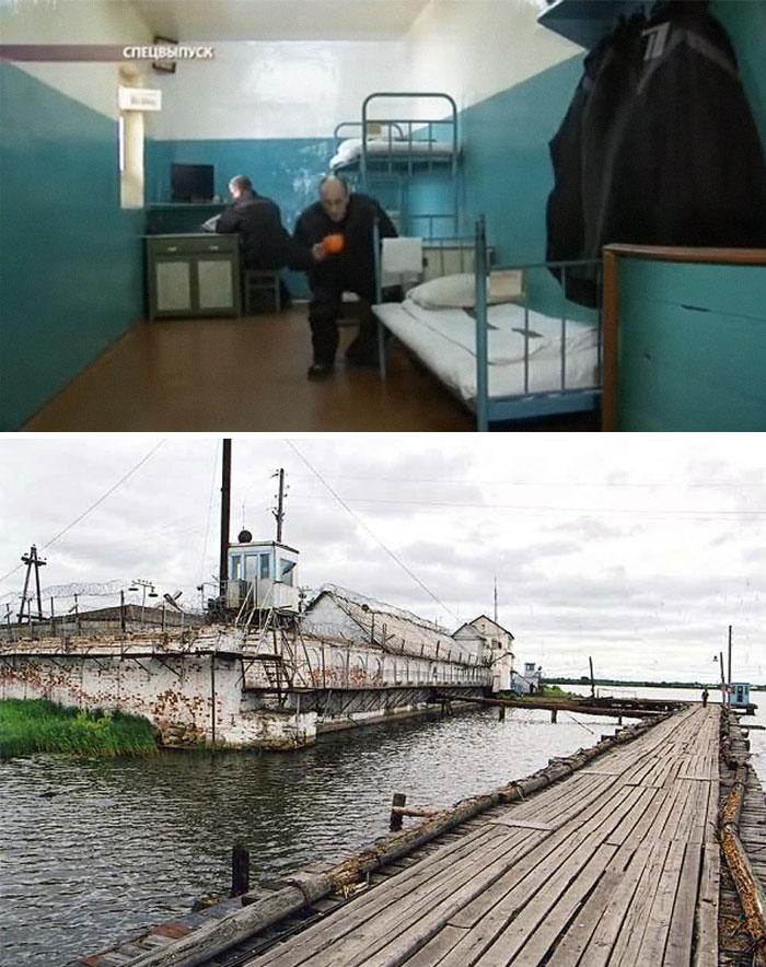 Тюрьма для пожизненно заключённых «Вологодский пятак», Россия