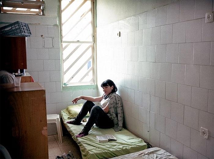 Женская тюрьма «Neve Tirza», Израиль